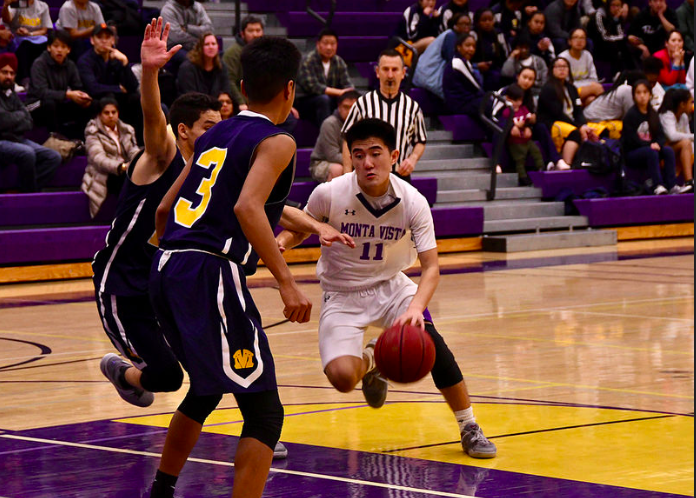 Boys basketball: Matadors beat Milpitas HS by score of 59-45