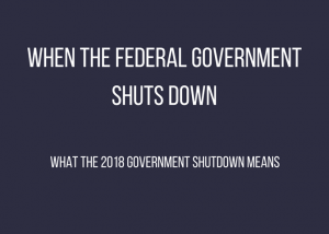 Crash course: Government shutdown