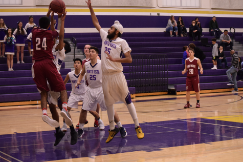 Boys basketball: Team gets upset win over Fremont HS