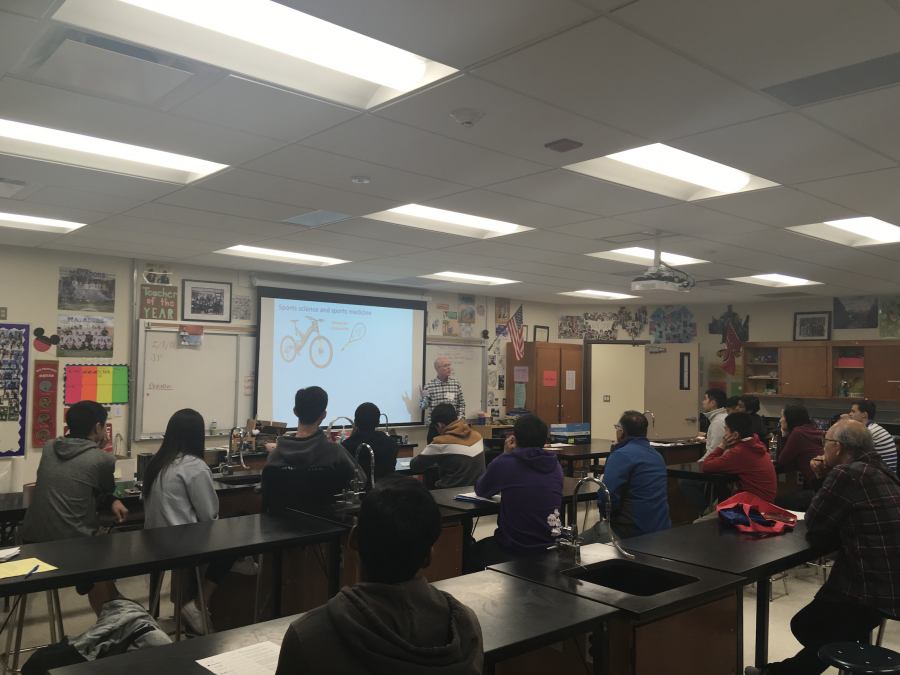MVHS holds first technology career night of the year