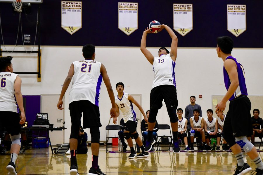 Boys+volleyball%3A+MVHS+dominates+in+spotlight+by+finishing+second+in+San+Diego