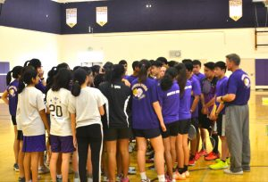 Badminton: The start of a journey towards CCS