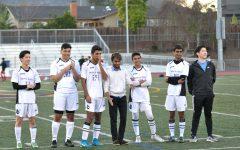 Boys soccer: Team sends off seniors despite narrow  senior night defeat