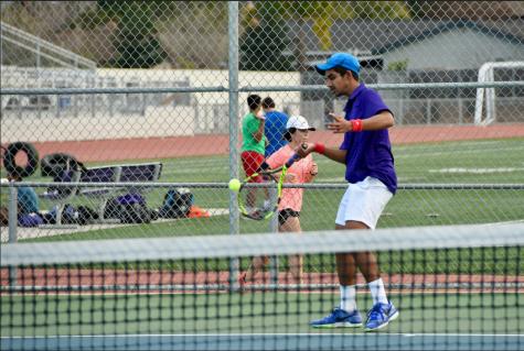 Boys Tennis: team earns a clean victory against Los Gatos HS
