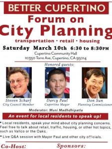 City Council hosts community forum for development plans