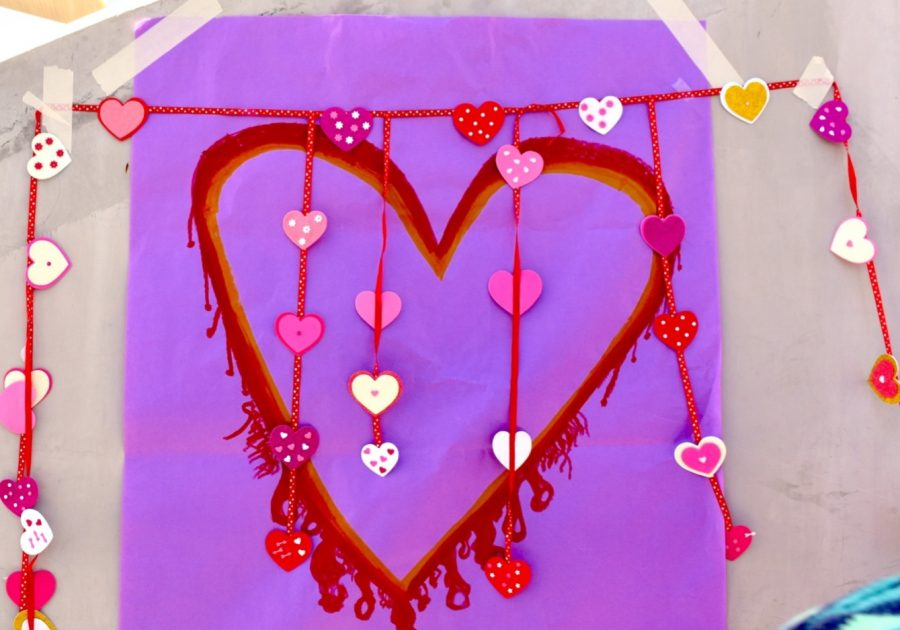 Leo Club hosts Share the Love Week
