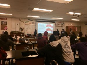 SNHS prepares for heart dissection meeting
