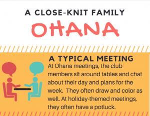 Ohana Club: A close-knit family