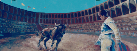 Straying Away: How the MVHS mascot lost its ties to the sport of bullfighting