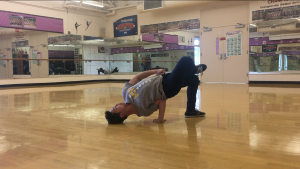 Urban Soul Movement: A member and some of his favorite moves