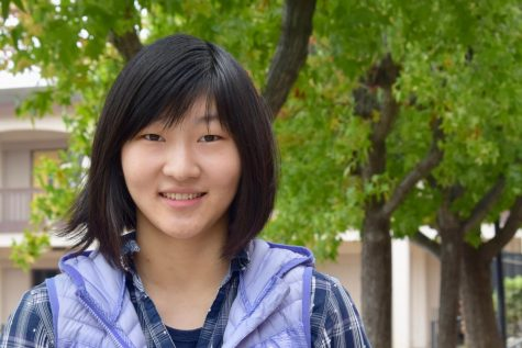 Photo of Claire Yang