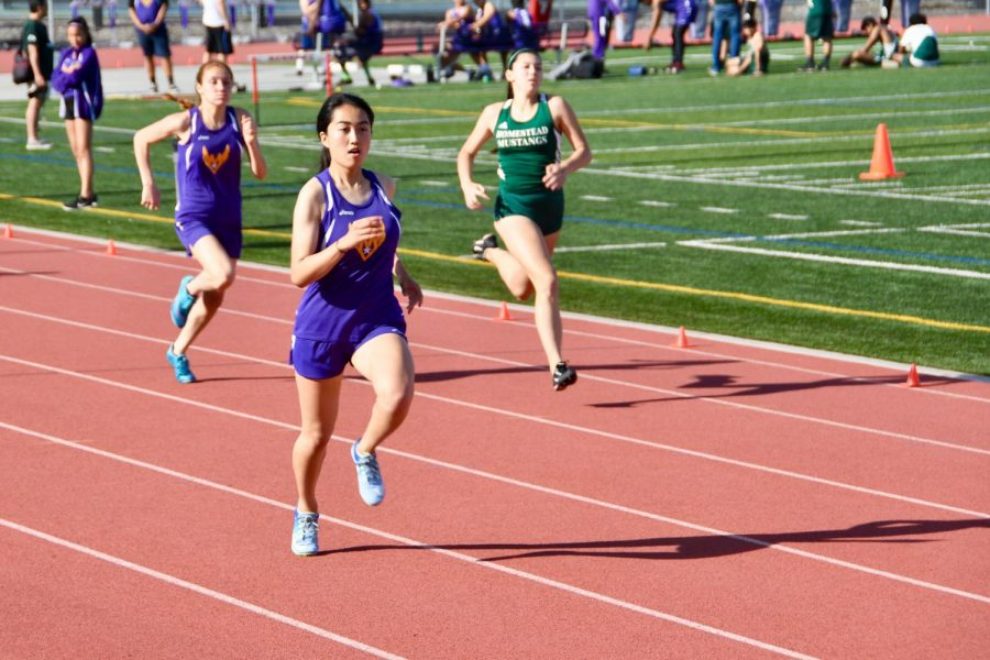 Track and field: Seniors reflect on their last home meet against Homestead HS