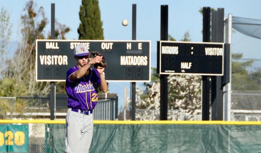 Boys baseball: MVHS wins three consecutive games in three days