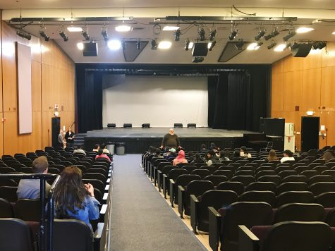 Stanford counseling professionals hold presentation on stress and anxiety