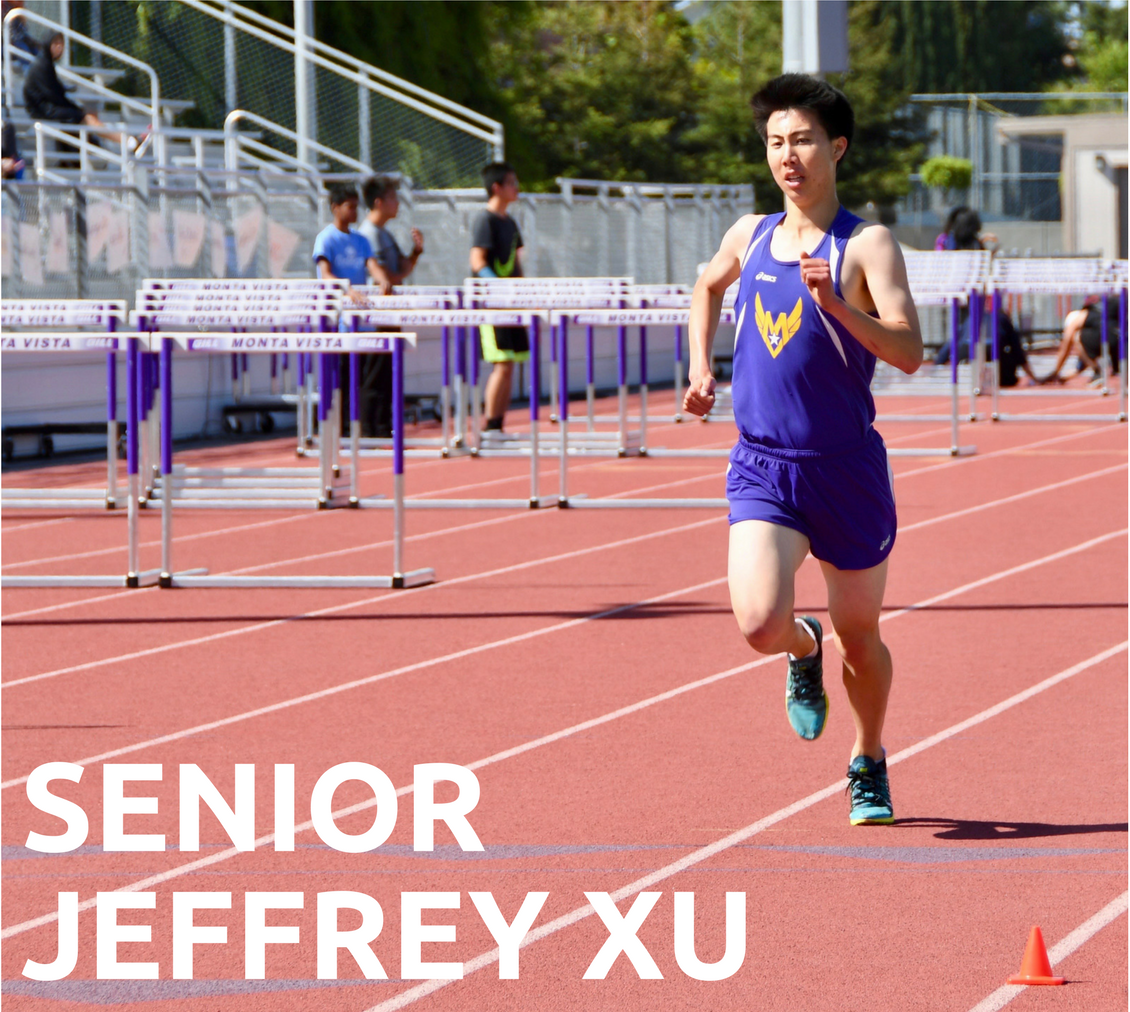 Track And Field Seniors Reflect On Their Last Home Meet Against