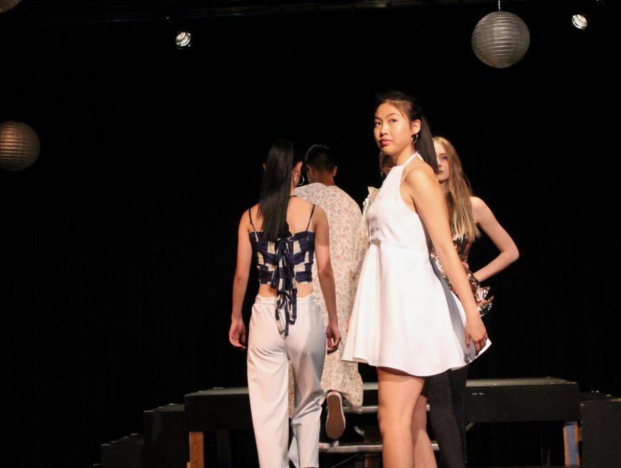 MVHS Fashion club holds 13th annual fashion show