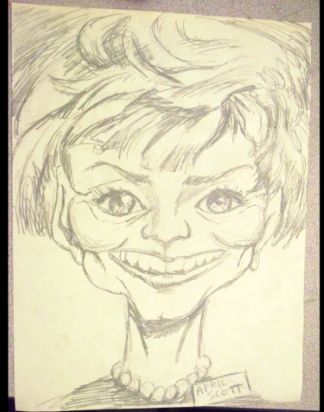 Art Club how to: Caricatures