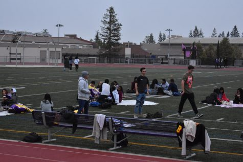 Class of 2019 hosts Senior Sunrise