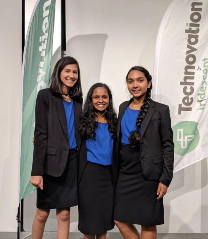 Alleviated Hopes: how three girls reached the national Technovation stage