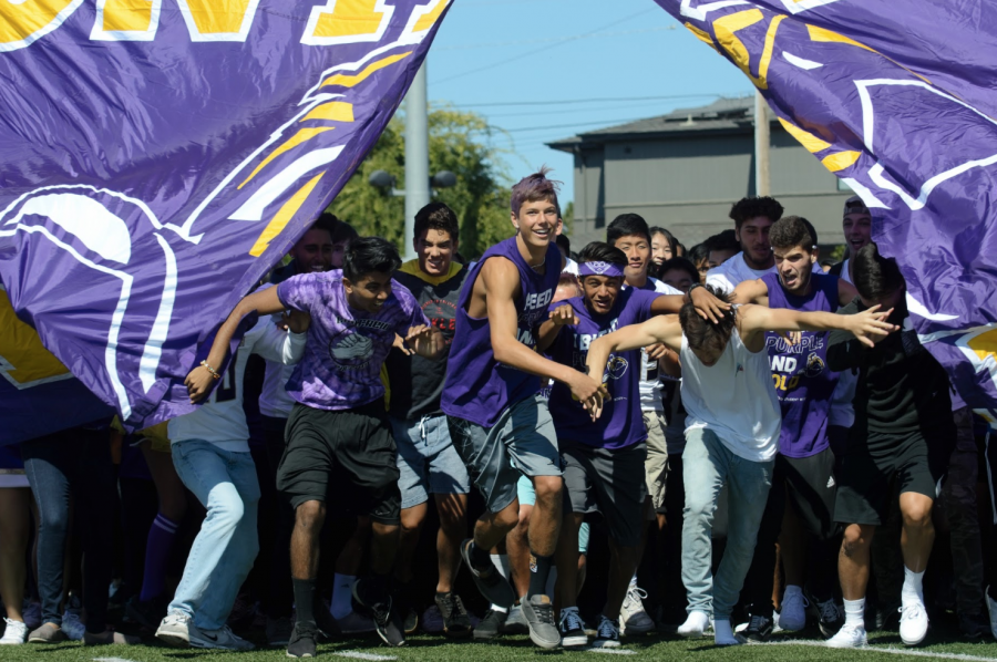 Highlights of the 2018 Welcome Back Rally