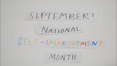 Monthly Matter: National Self-Improvement Month