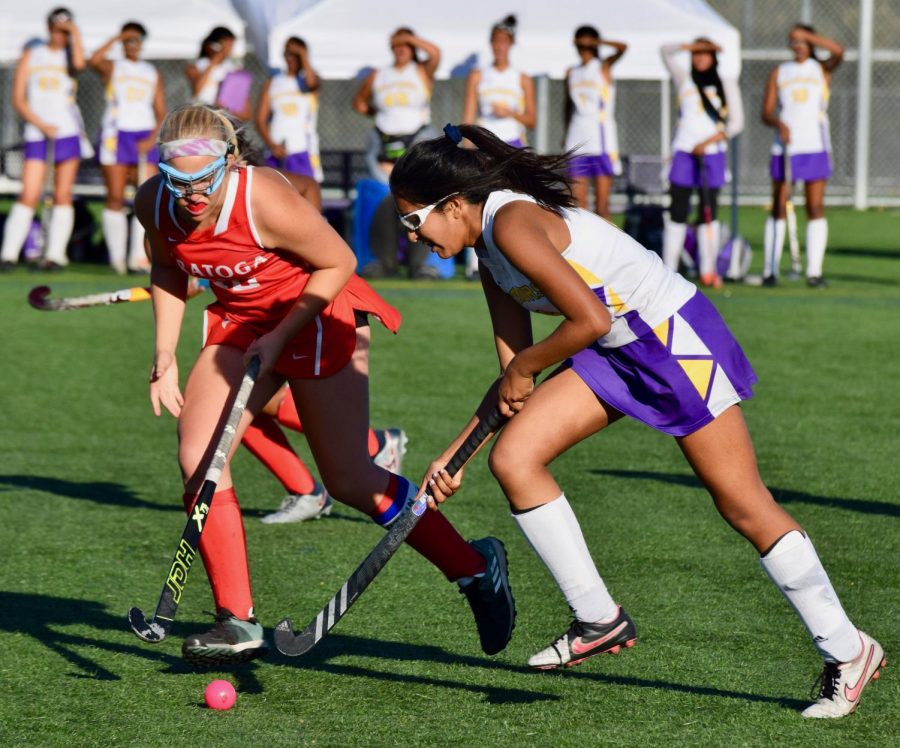 Field Hockey: Matadors score their first goal of the season in 1-1 tie against Saratoga HS