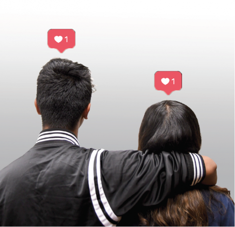 Heart react: Romantic relationships on social media