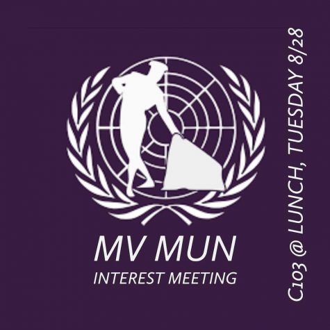 A look back at Model UN's first month