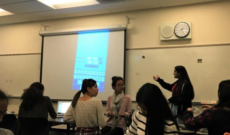 Technovation Challenge teams share app demos