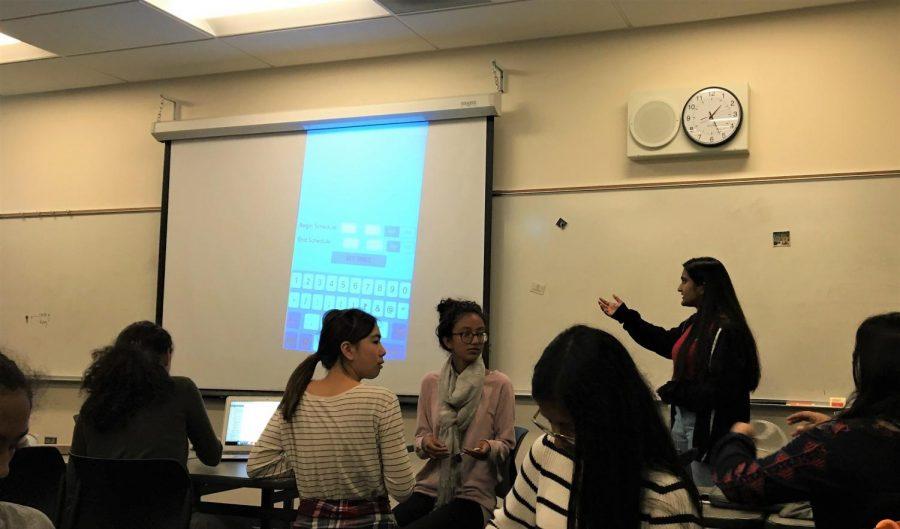 Technovation Challenge teams share app demos