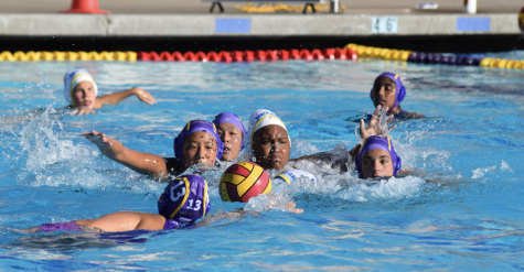 Girls Water Polo: The defeat against Santa Clara HS 15-17