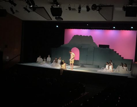 Into the Underworld: MVHS Drama showcases its winter play 'Eurydice!'