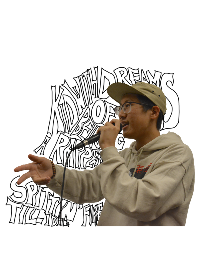 Kickin' It With Kid Kuza: Senior Brian Lee describes his rapping career