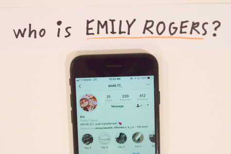 The story behind Emily Rogers