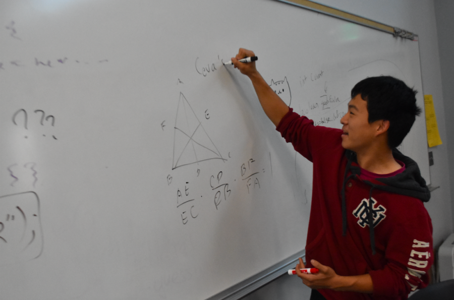 Journey to math: students describe how they became passionate about math