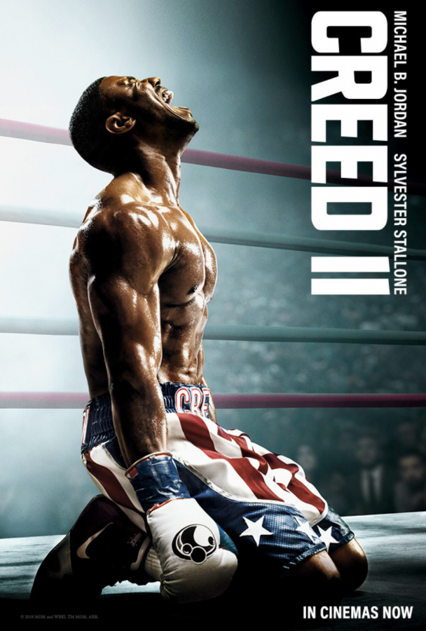 Creed+2+movie+poster.+Photo+taken+without+permission+from+IMBD.+