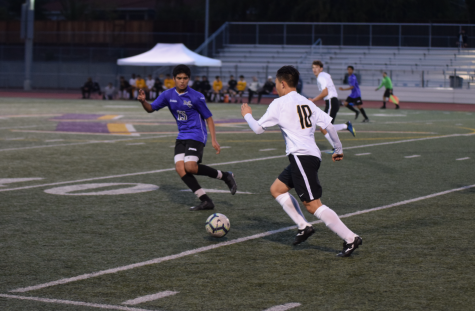 Boys Soccer: Team succumbs to Mountain View's strong defense