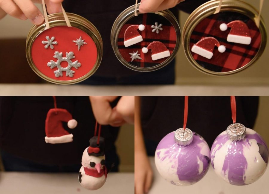 Holiday cheer: DIY Christmas ornaments