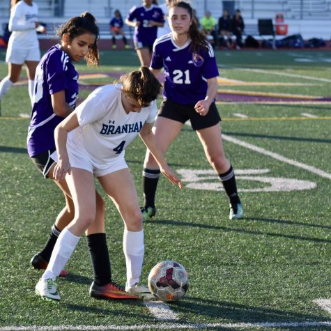 Girls Soccer: MVHS edge out Branham HS in low scoring game