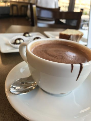 Dessert Detectives: Dolce Bella Chocolate Cafe