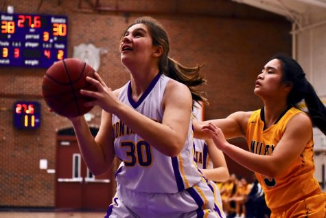 Girls basketball: Team overpowers Milpitas HS