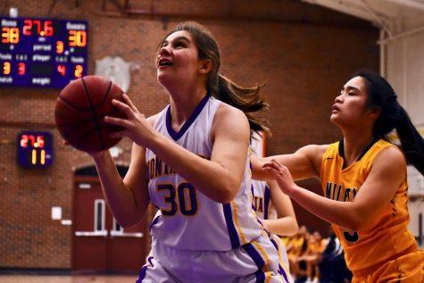 Girls basketball: Team overpowers Milpitas HS