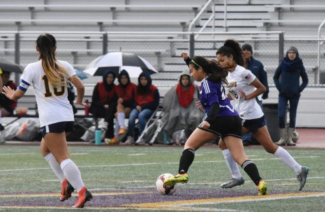 Girls soccer: MVHS loses in tight match against Milpitas HS