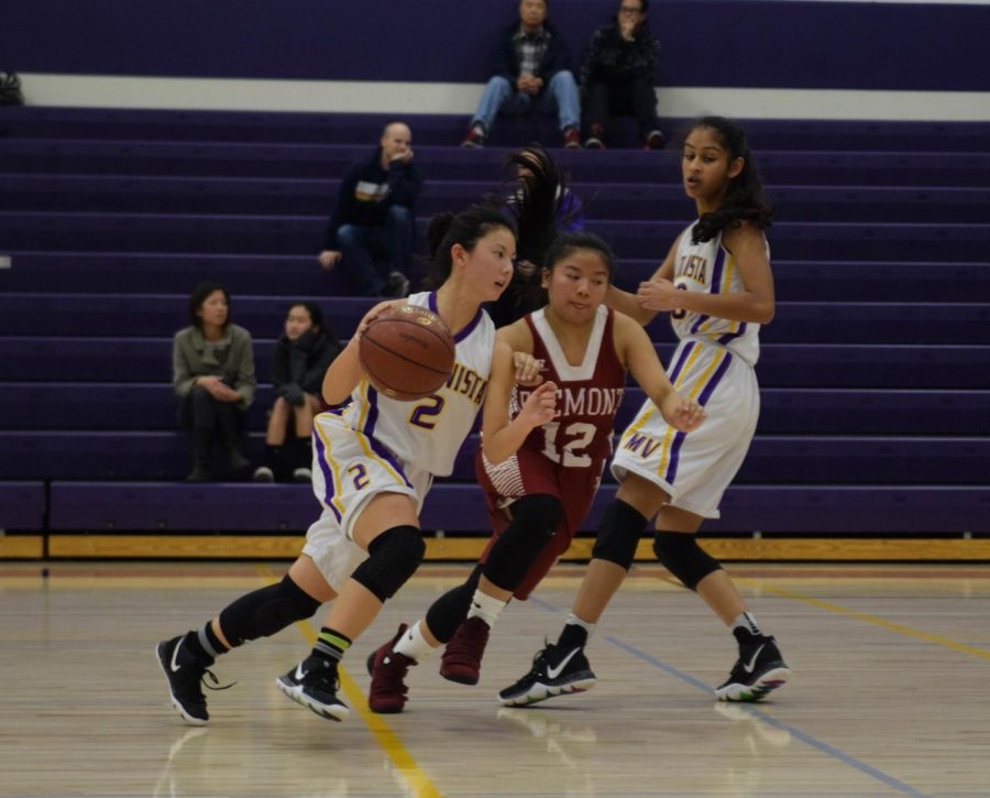 Girls Basketball: Matadors emerge victorious with a 45-33 win against Fremont HS