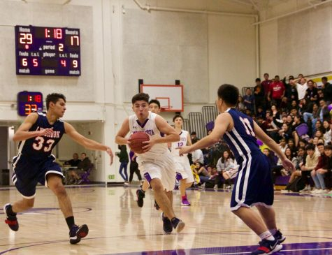 Boys basketball: MVHS beats Lynbrook HS in the Battle for De Anza Boulevard