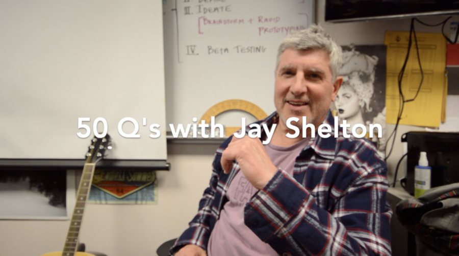 In his element: 50 questions with Jay Shelton