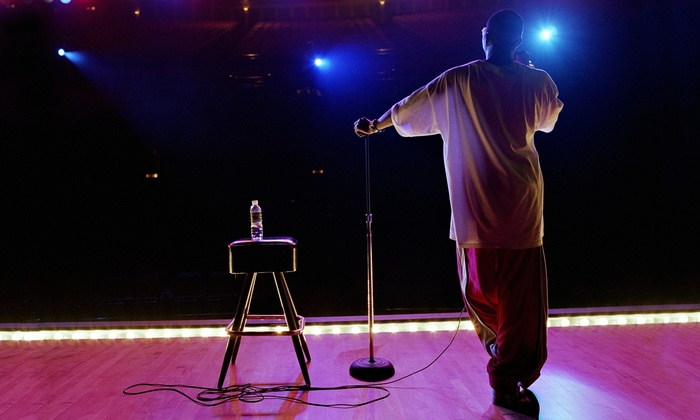 Stand-up comedians are the opposite of racist