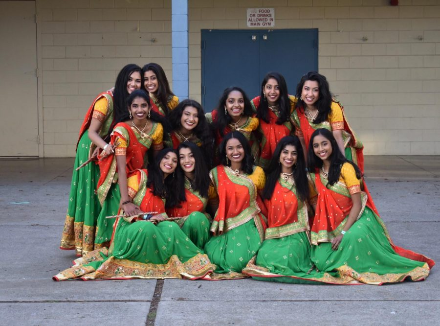 Show time for MVHS Raas
