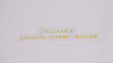 Monthly Matter: National Hobby Month