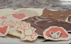 Chocolate Drawings